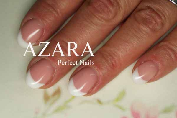 azara perfect nails stuttgart frenchnails. Black Bedroom Furniture Sets. Home Design Ideas